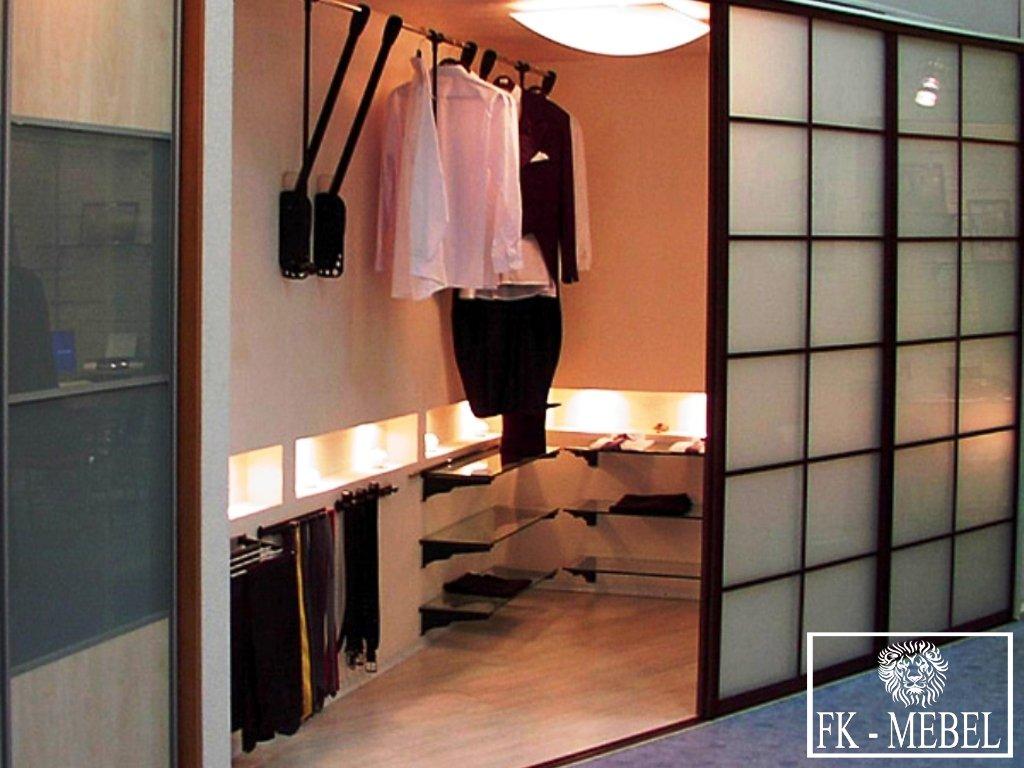 Встроеные шкафы и гардеробные моему мнению